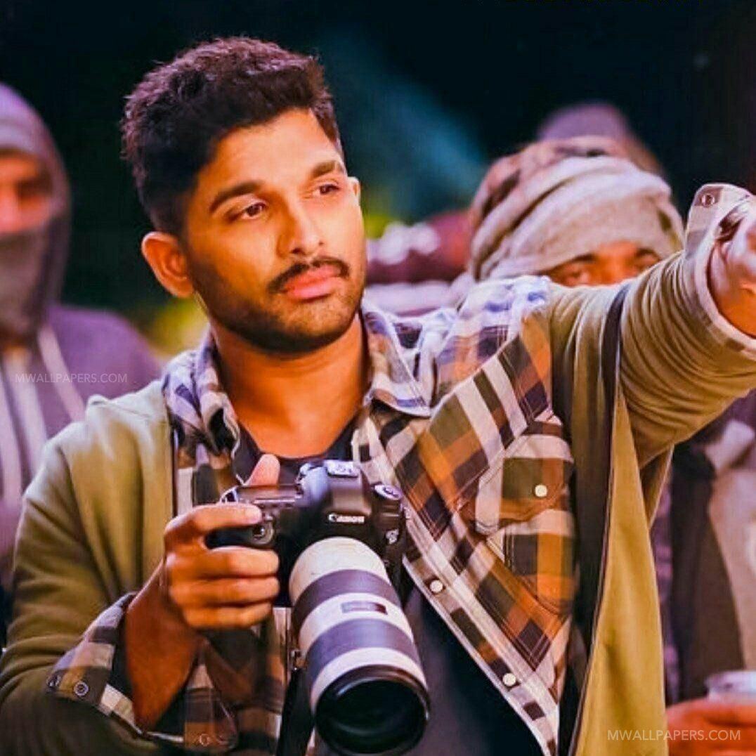 Allu Arjun Cute HD Photos (1080p) (17746) - Allu Arjun