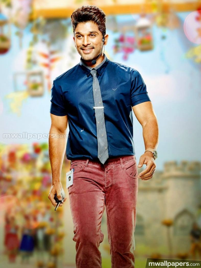 Allu Arjun HD Wallpapers/Images (1080p) (17679) - Allu Arjun