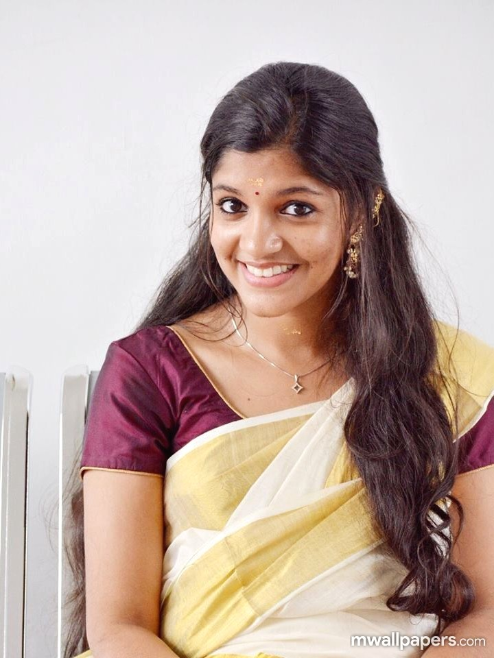 Best Aparna Balamurali Saree HD Photos (1080p) (7157) - Aparna Balamurali