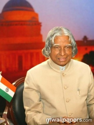 A.P.J.Abdul Kalam Latest HD photos & Quotes (1080p)
