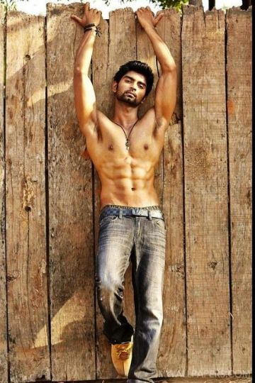 Atharva Six Pack Images HD