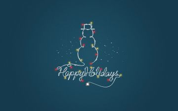 Happy Holidays - Android, iPhone, Desktop HD Backgrounds / Wallpapers (1080p, 4k) HD Wallpapers (Desktop Background / Android / iPhone) (1080p, 4k)