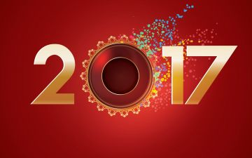 Happy New Year Greeting - Android / iPhone HD Wallpaper Background Download HD Wallpapers (Desktop Background / Android / iPhone) (1080p, 4k)