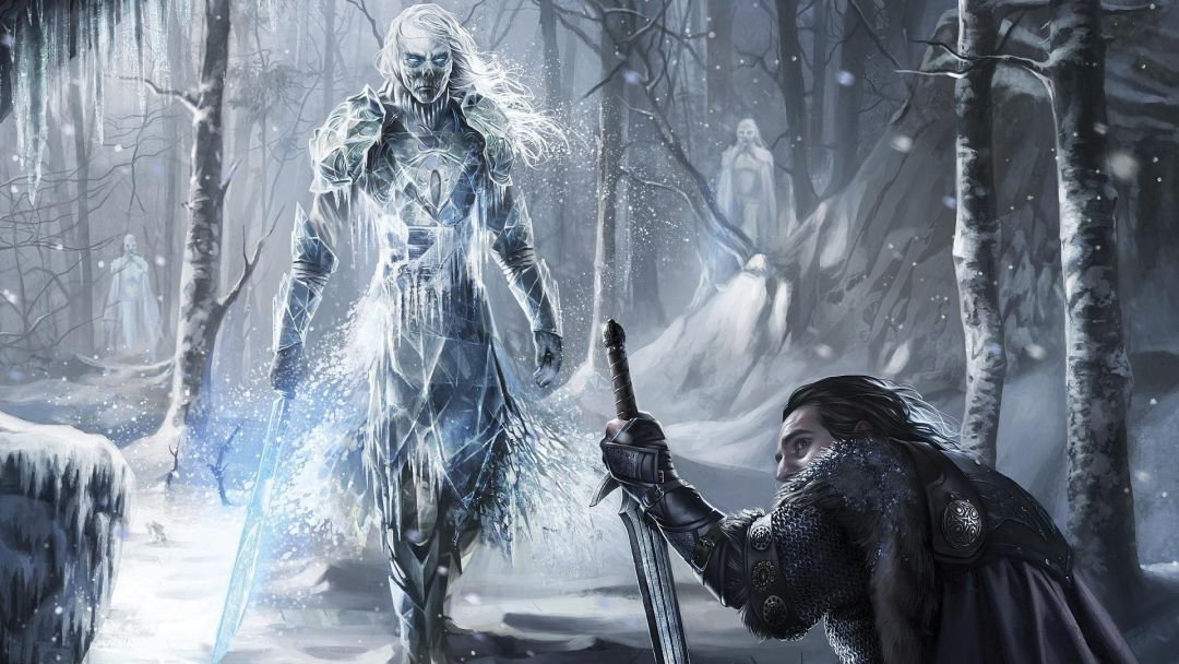 White Walker - Android, iPhone, Desktop HD Backgrounds / Wallpapers (1080p, 4k) HD Wallpapers (Desktop Background / Android / iPhone) (1080p, 4k)