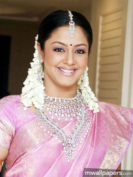 Jyothika Beautiful HD Photoshoot Stills (1080p) (11297) - Jyothika Photos