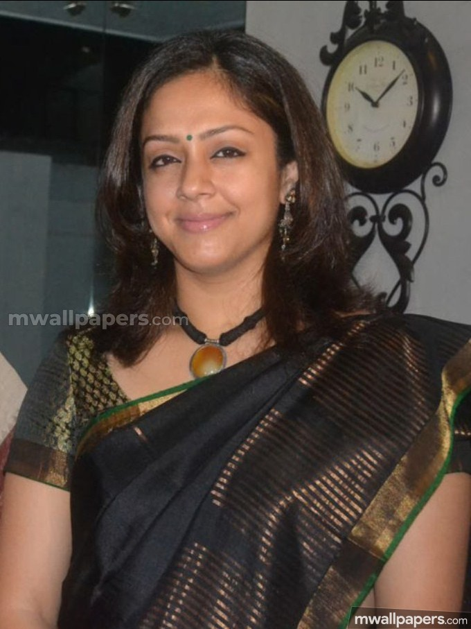 Jyothika Beautiful HD Photoshoot Stills (1080p) (11298) - Jyothika Photos