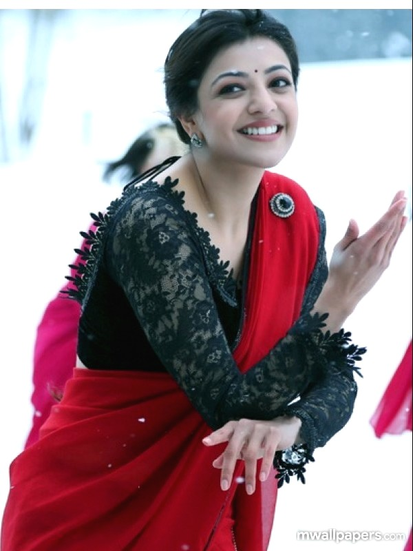 Kajal Agarwal in Saree HD Photos (1080p) (5457) - Kajal Agarwal
