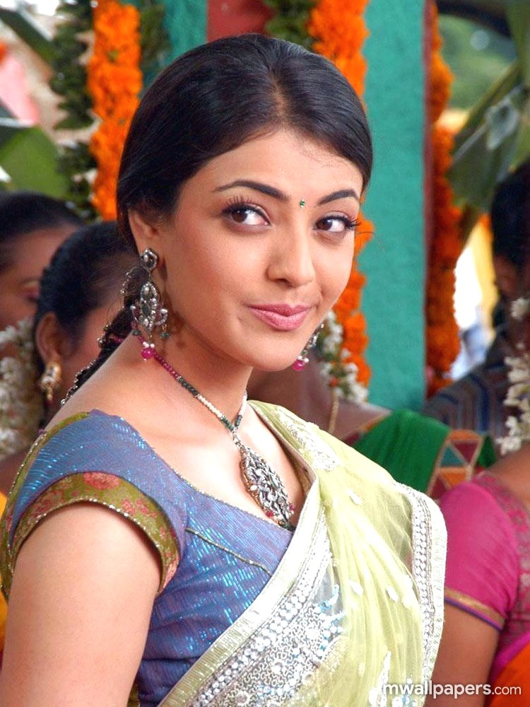 Kajal Agarwal in Saree HD Photos (1080p) (5462) - Kajal Agarwal