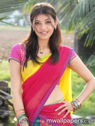 Kajal Agarwal in Saree HD Photos (1080p) - kajal agarwal,kajal,kajal agarwal saree,kollywood,mollywood,tollywood,bollywood