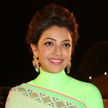 Kajal Agarwals  latest beautiful face closeup stills HD Wallpapers (Desktop Background / Android / iPhone) (1080p, 4k)