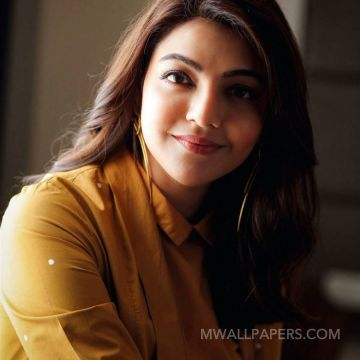 Kajal Agarwals latest beautiful yellow dress HD images HD Wallpapers (Desktop Background / Android / iPhone) (1080p, 4k)