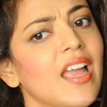Kajal Aggarwal Hot Face Expression Images / Wallpapers HD Wallpapers (Desktop Background / Android / iPhone) (1080p, 4k)