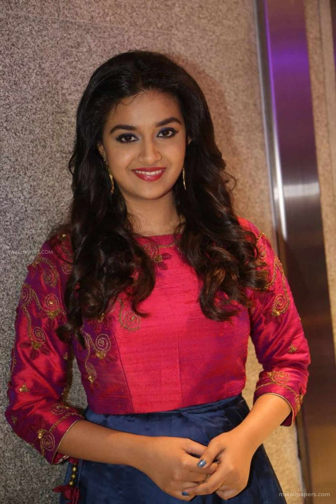 Keerthy Suresh HD Wallpapers (Desktop Background / Android / iPhone) (1080p, 4k) (58370) - Keerthy Suresh