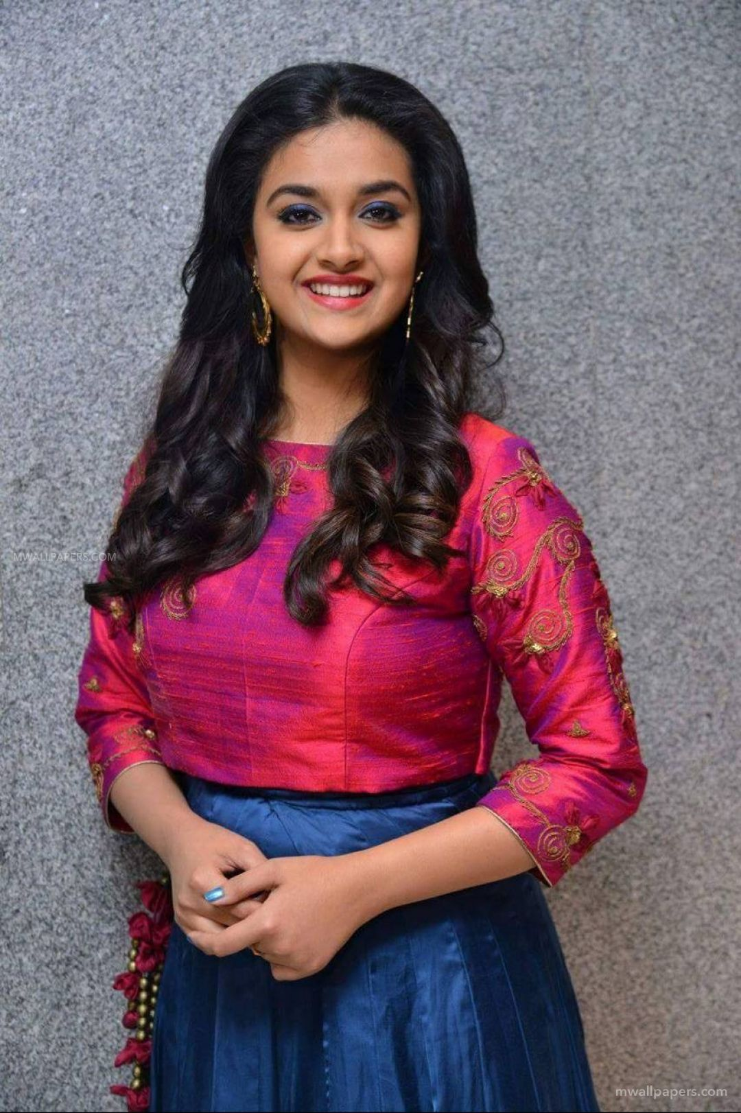 Keerthy Suresh HD Wallpapers (Desktop Background / Android / iPhone) (1080p, 4k) (58009) - Keerthy Suresh