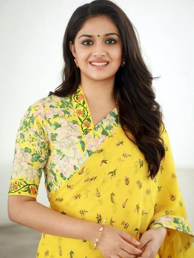 Keerthy Suresh HD Wallpapers (Desktop Background / Android / iPhone) (1080p, 4k) (63734) - Keerthy Suresh