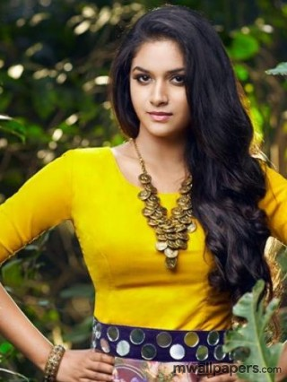 Keerthy Suresh Beautiful HD Images