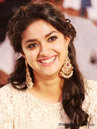Keerthy Suresh Beautiful HD Images - actress,keethy suresh,tollywood