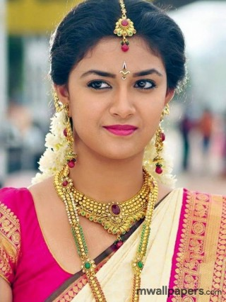 Keerthy Suresh Beautiful HD Photos