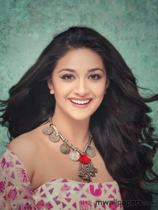 Keerthy Suresh HD Photo Shoot Images