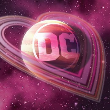 Dc Logo Love - Android, iPhone, Desktop HD Backgrounds / Wallpapers (1080p, 4k) HD Wallpapers (Desktop Background / Android / iPhone) (1080p, 4k)