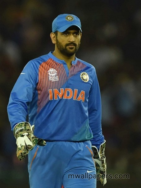 MS Dhoni HD Photos (2018) - MS Dhoni