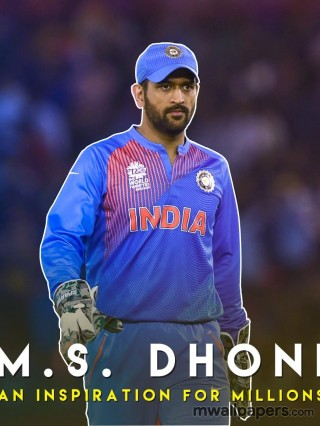 MS Dhoni Birthday HD Images - ms dhoni,dhoni,cricket