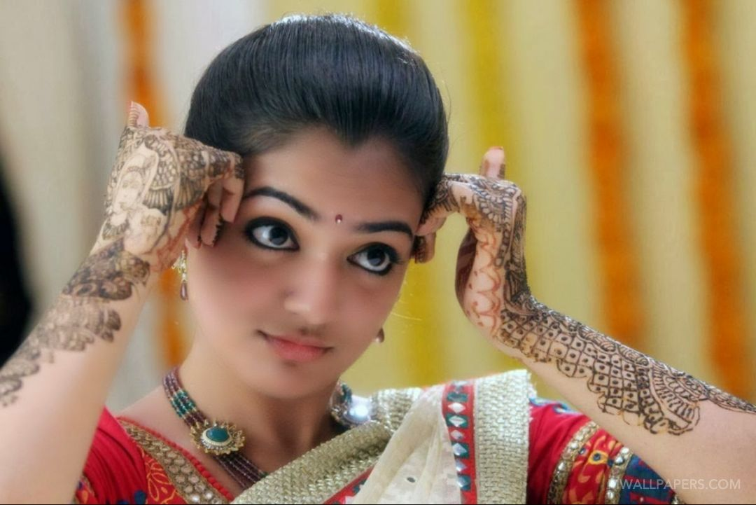 Nazriya Nazim Beautiful Cute HD Photos (1080p) (7309) - Nazriya Nazim