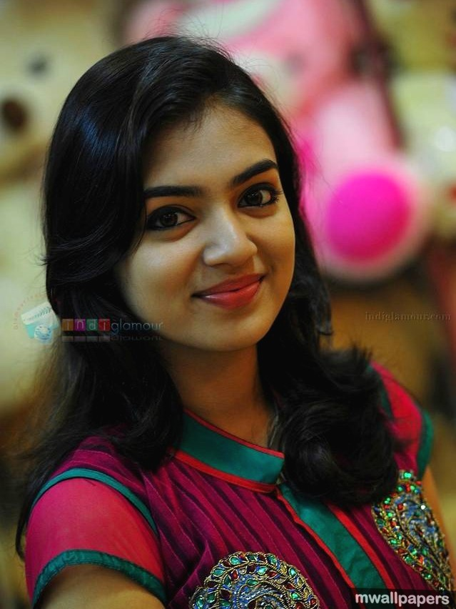 Nazriya Nazim Beautiful Cute HD Photos (1080p) (7368) - Nazriya Nazim