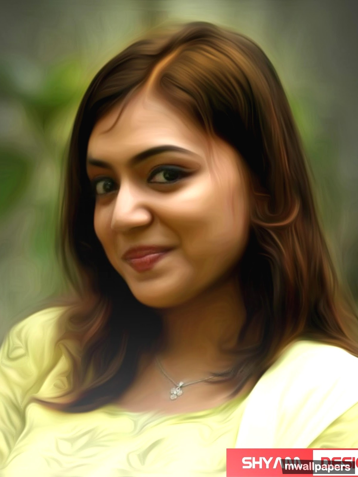 Nazriya Nazim Beautiful Cute HD Photos (1080p) (7285) - Nazriya Nazim