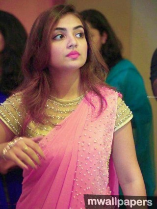 Nazriya Nazim Latest HD Photoshoot Stills (1080p)