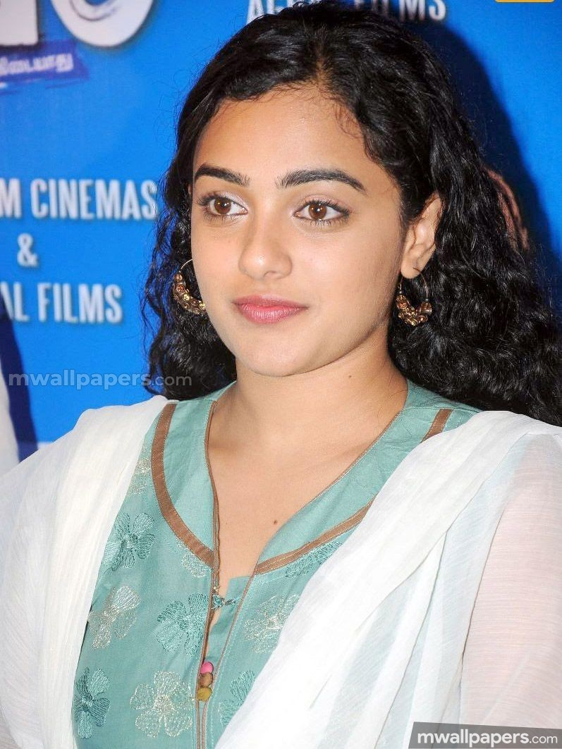 Nithya Menon Cute HD Photos (1080p) (17610) - Nithya Menon
