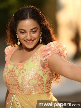 Nithya Menon Cute HD Photos (1080p)