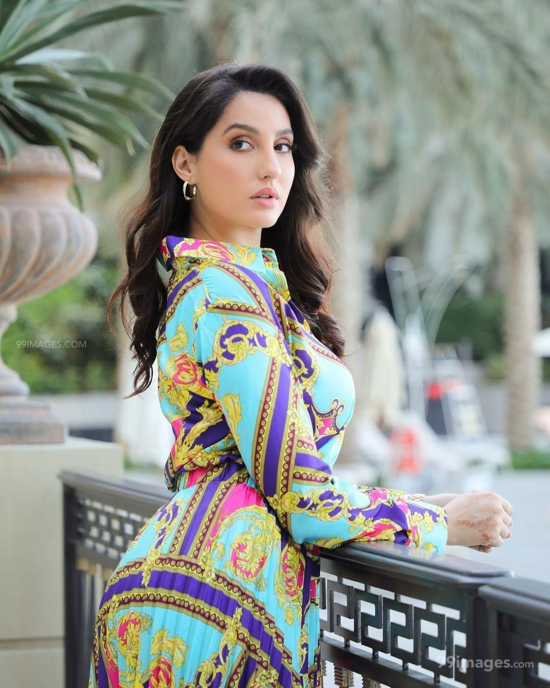 Nora Fatehi HD Wallpapers (Desktop Background / Android / iPhone) (1080p, 4k)