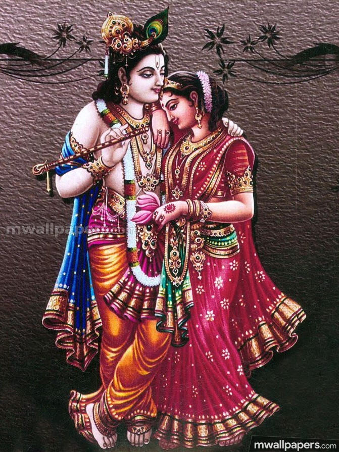 ✅[155+] Radha Krishna HD Photos/Wallpapers (1080p) (2019)