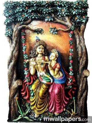 Radha Krishna Beautiful HD Photos (1080p)