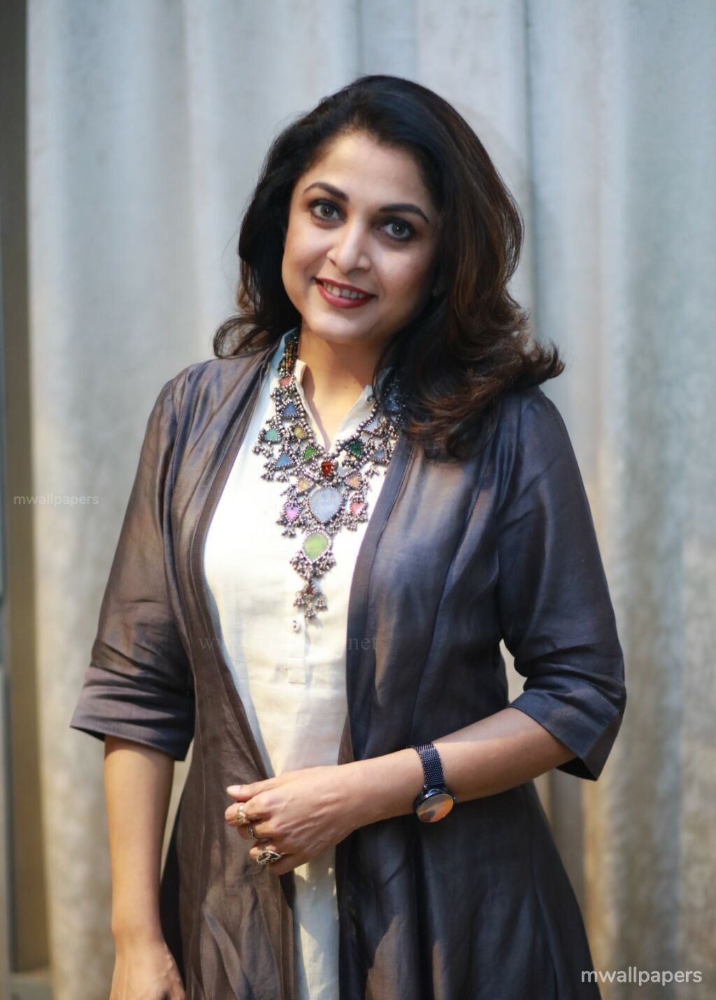Ramya Krishnan Beautiful HD Photoshoot Stills (1080p) (32616) - Ramya Krishnan