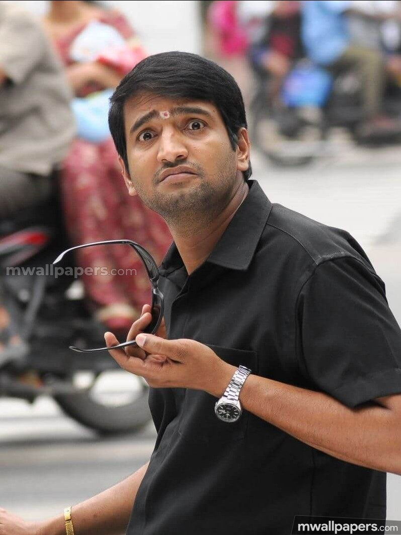 Santhanam Best HD Photos (1080p) (27974) - santhanam, actor, comedian, kollywood, television personality