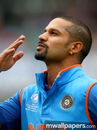 Shikhar Dhawan Best HD Photos (1080p)