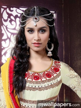 Shraddha Kapoor Beautiful HD Photoshoot Stills (1080p)
