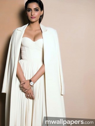 Sonam Kapoor Beautiful Hd Photoshoot Stills 1080p Android