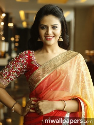 Sreemukhi Beautiful HD Photoshoot Stills (1080p) - sreemukhi,television actress,tollywood,hd wallpapers