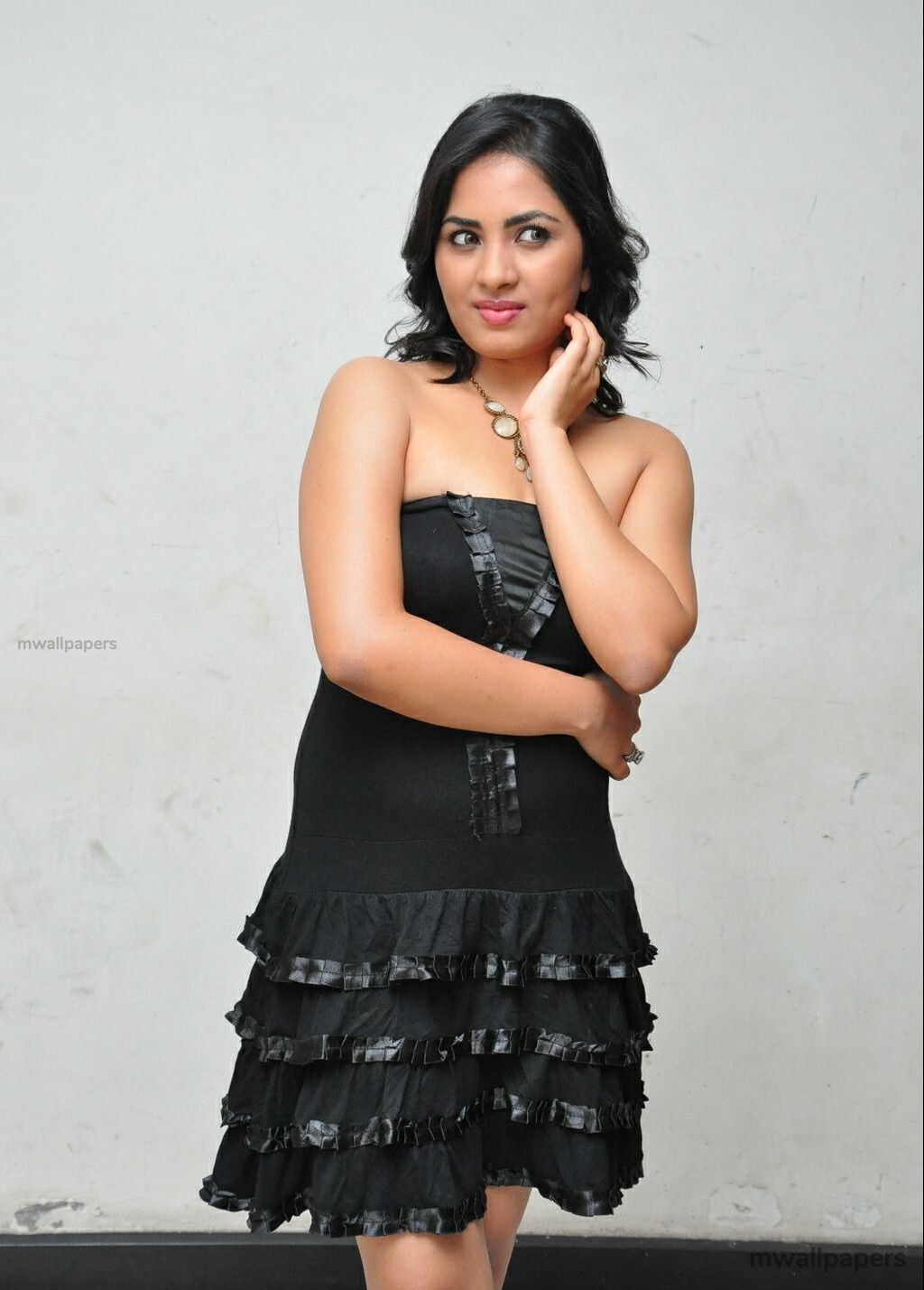 Srushti Dange Beautiful HD Photoshoot Stills (1080p) (31981) - Srushti Dange