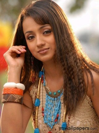 Trisha Krishnan Cute HD Photos (1080p)