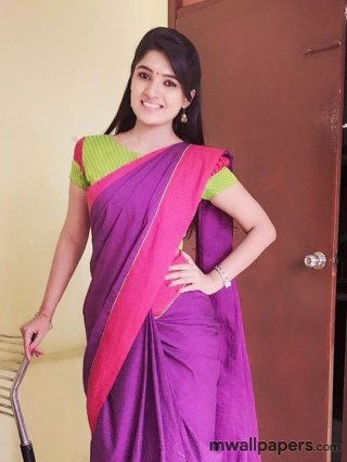 Deivamagal Serial Vani Bhojan Latest HD Pictures (1080p)