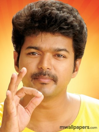 Ilayathalapathy Vijay HD Wallpapers for Mobile - vijay,actor,kollywood,mollywood,tollywood