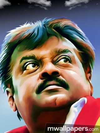 Vijayakanth HD Photos & Wallpapers (1080p)