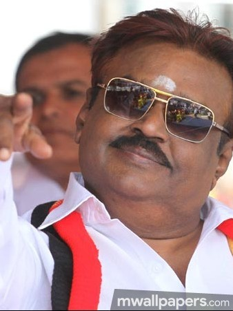 Vijayakanth Best HD Photos (1080p) (27210) - Vijayakanth