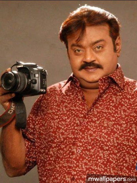 Vijayakanth HD Photos & Wallpapers (1080p) (27114) - Vijayakanth