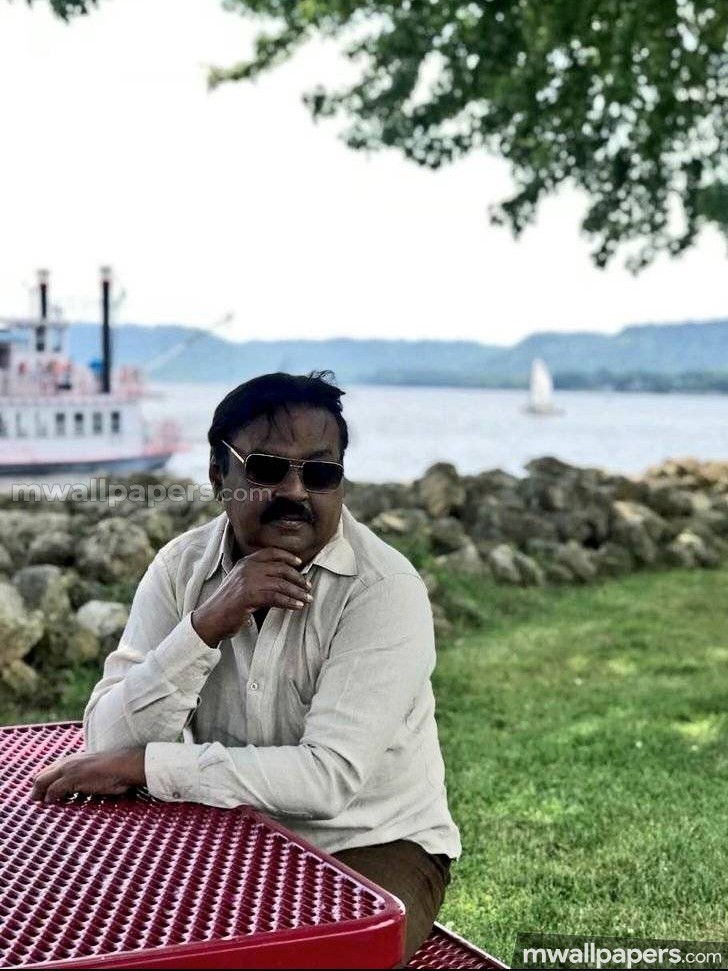 Vijayakanth HD Photos & Wallpapers (1080p) (27143) - Vijayakanth