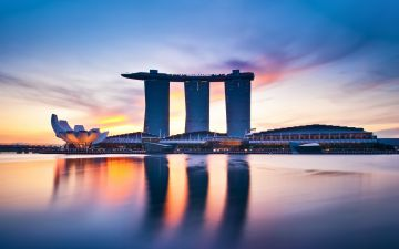Marina Bay Singapore - Android, iPhone, Desktop HD Backgrounds / Wallpapers (1080p, 4k) HD Wallpapers (Desktop Background / Android / iPhone) (1080p, 4k)
